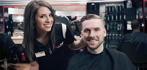 Sport Clips Haircuts of Northfield Commons Haircuts